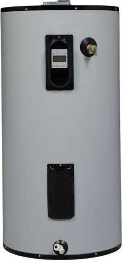 Water Heater with Digital Controls